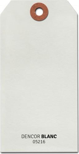 Etiquette sur mesure - Etiquette dencor - Tyvek - Etiquette imprimée - Etiquette vierge - Shipping tags - Custom tags - Advantag Canada